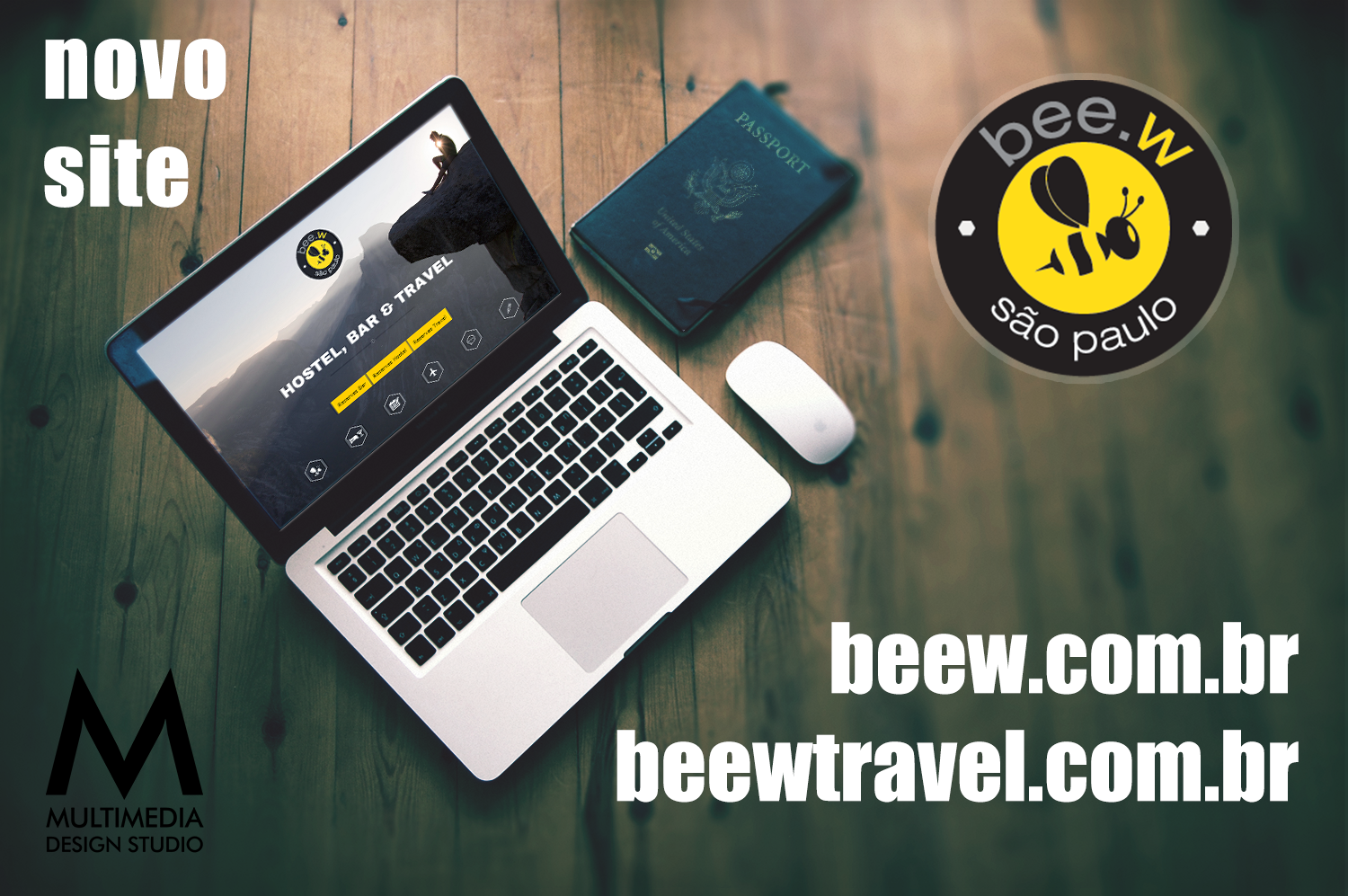 BEE.W HOSTEL, BAR & TRAVEL