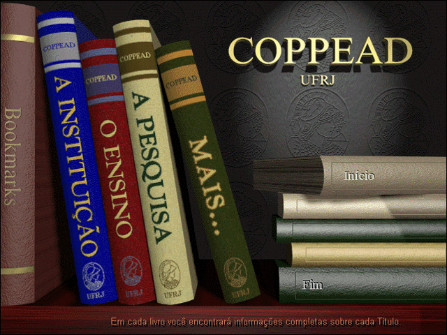 COPPEAD UFRJ CD ROM