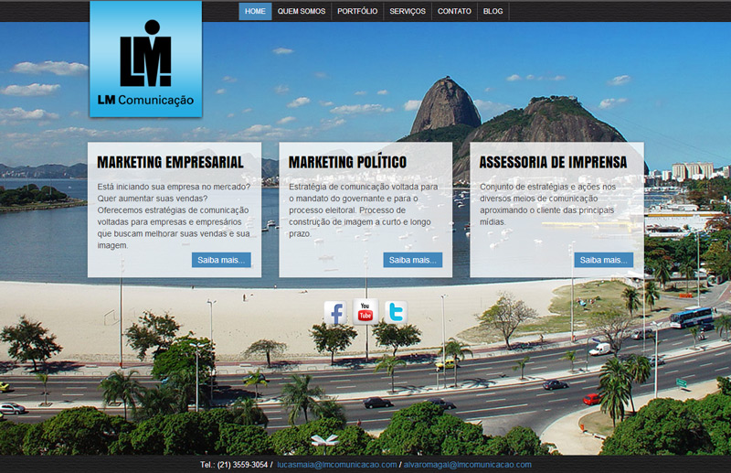 LM COMINICACAO WEB