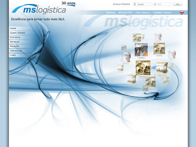 MS LOGISTICA WEB