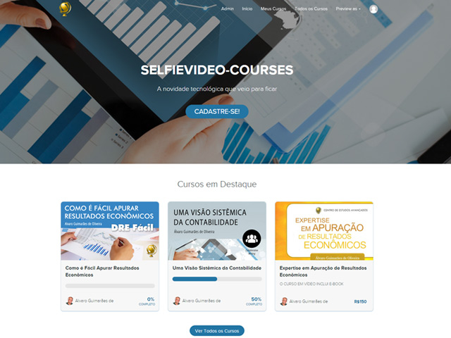 SELFIEVIDEO COURSES