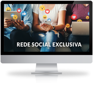 REDE SOCIAL EXCLUSIVA